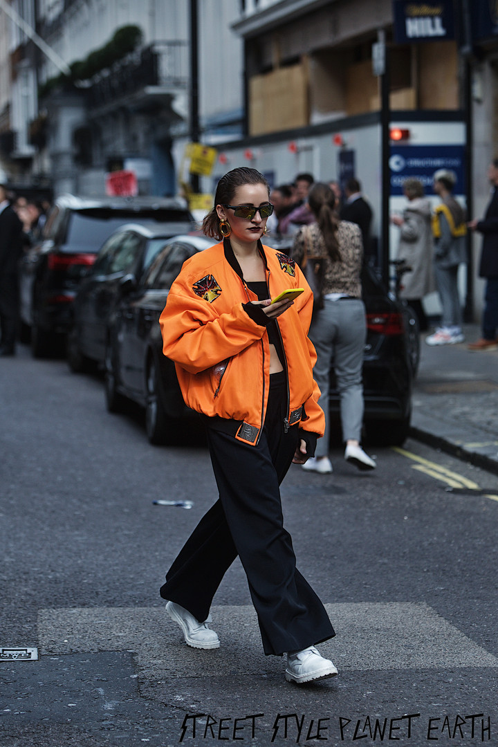 London Fashion Week Day 3 September 2018
