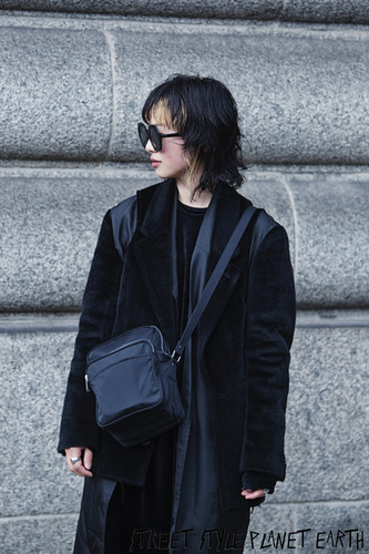Best of Noir Kei Ninomiya Street Style