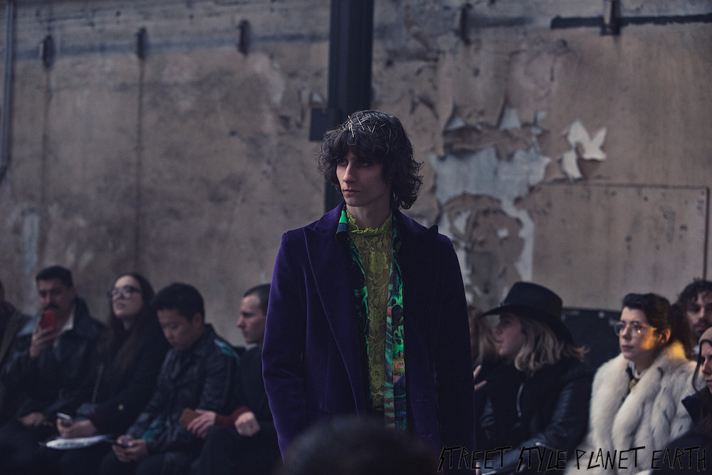 "Palomo Spain - ""Ecstacy"" Show AW20 - Paris fashion Week Men's 19 January 2020"