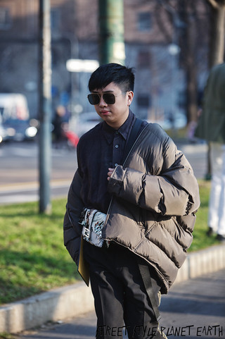 The Best of Day 3 Milan Fashion Week Men's January 2020