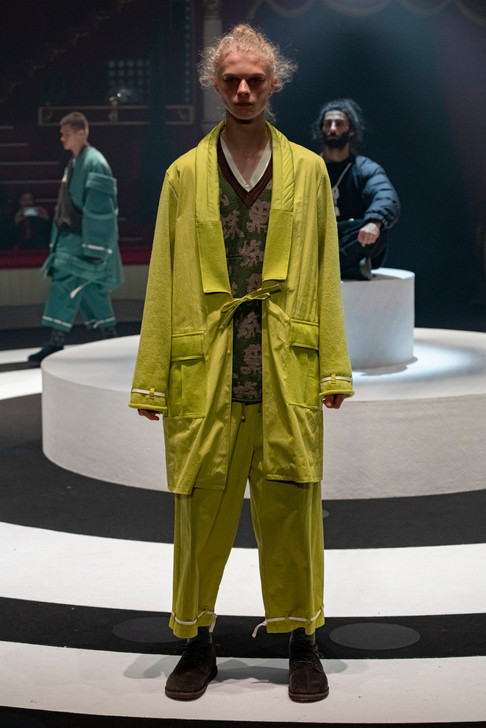 Undercover AW20 Men's Show