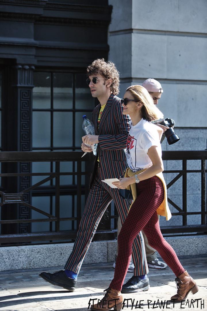London Fashion Week Day 2 September 201