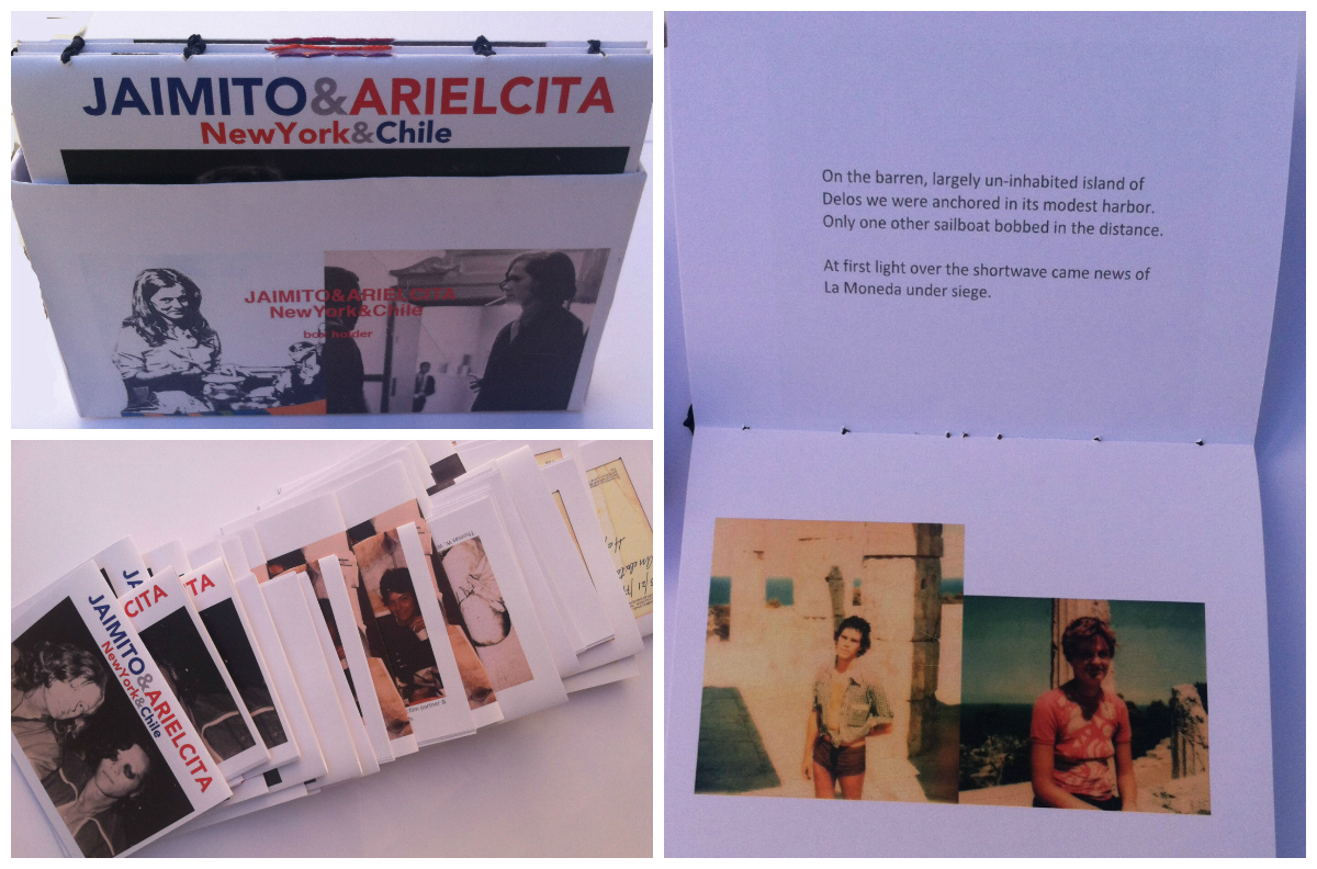 JAIMITO & ARIELCITA, 2015 Artists Bk