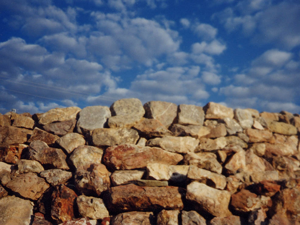 ROCK WALL, photo, 1998