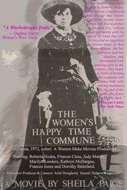 WOMEN'S HAPPY TIME COMMUNE -47m,1972