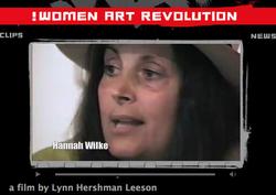 !WOMEN ART REVOLUTION!  (87m, 2010)