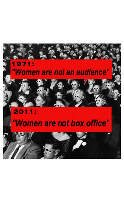 Women Are Not An Audience, slide