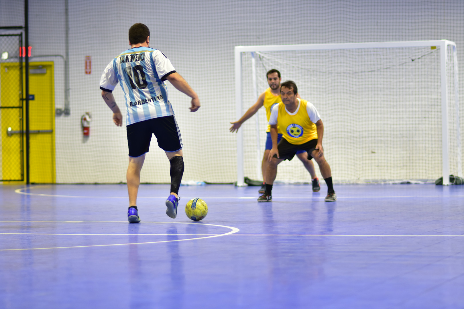 Indoor Soccer Pro Adult League