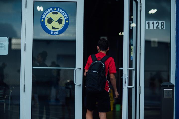Indoor Soccer Pro