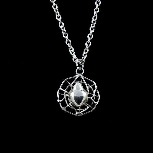 Spiderweb Necklace