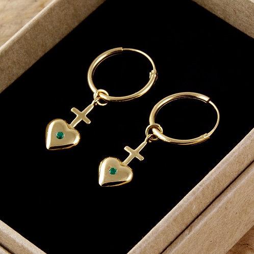 Sacred Stone Earrings