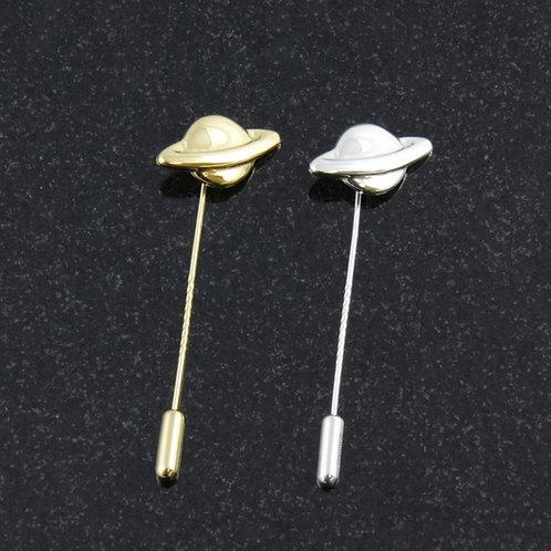 Saturn Tie Pin