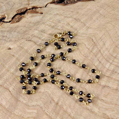 Onyx Short Necklace