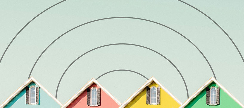 Houses with WIFI