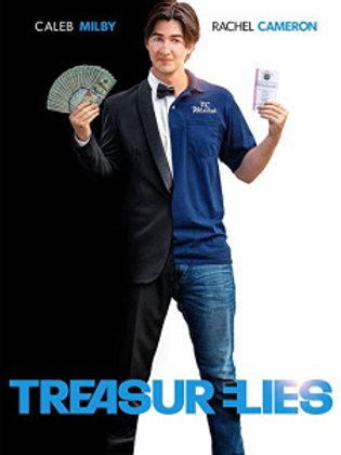Single Ticket for Treasure Lies