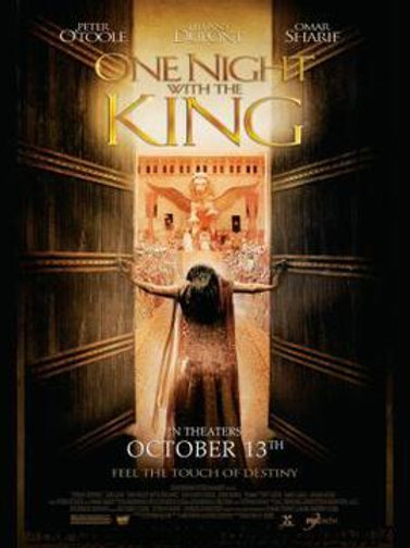 Friday 8PM One Night with a King