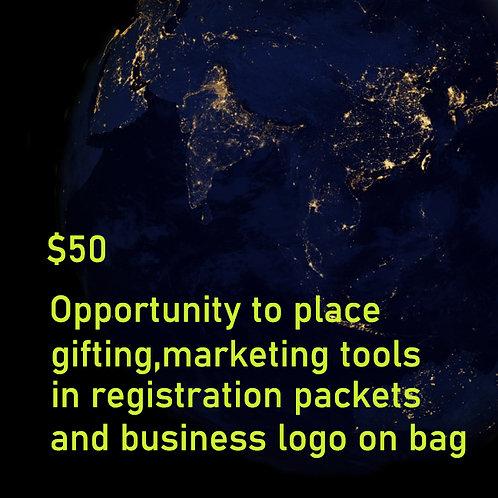 Marketing + Logo