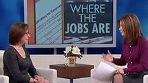 CBS THE EARLY SHOW: Rebecca Jarvis talks to Ellen Gordon Reeves, career advisor and author of Can I Wear My Nose Ring to the Interview, about finding work in the new year and tapping into the hidden job market.