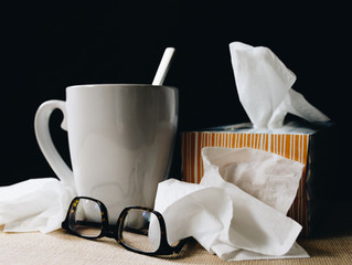 How to get Better at being Sick