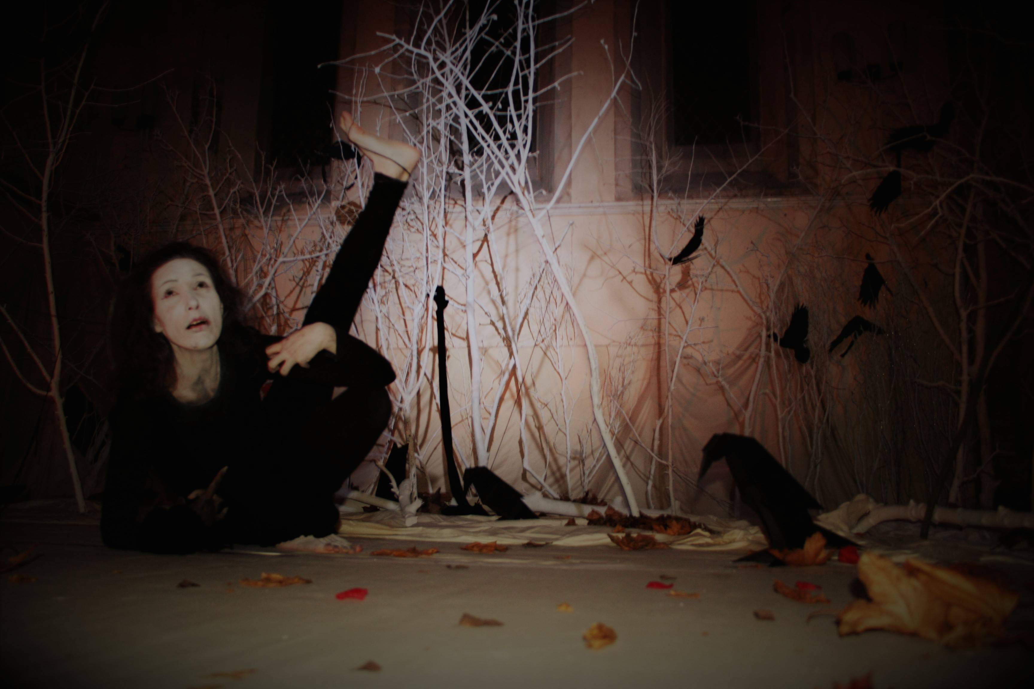 Butoh dance of life