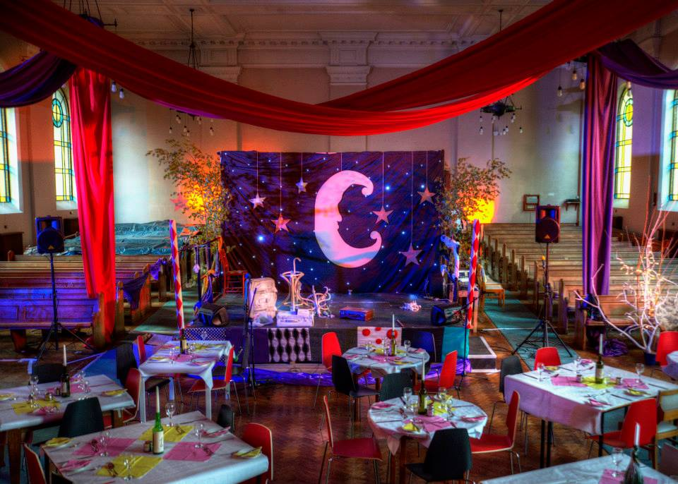 The Inexplicable Cabaret Circus