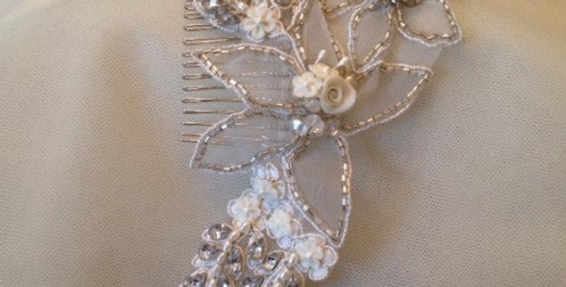 Porcelana Side Comb