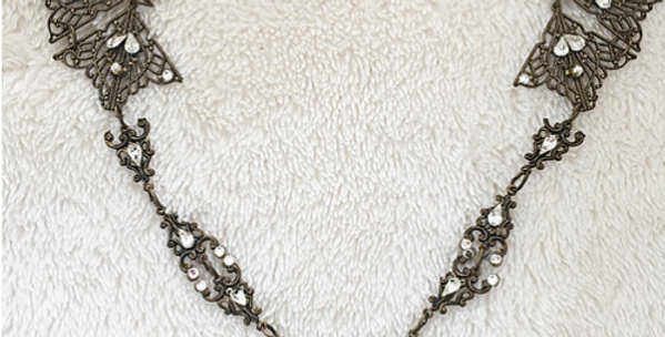 Cleo Headdress/Necklace