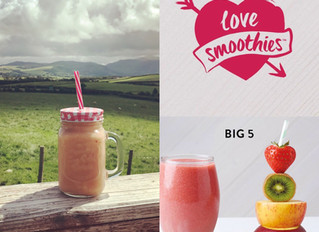 Love Smoothies ? You'll ❤️ these...