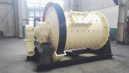 Phosphate rock ball mill