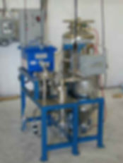 UC-001 for Metal Powder Processing