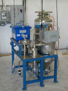UC-001 for Metal Powder Processing