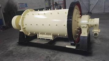 Ball mill for slag grinding