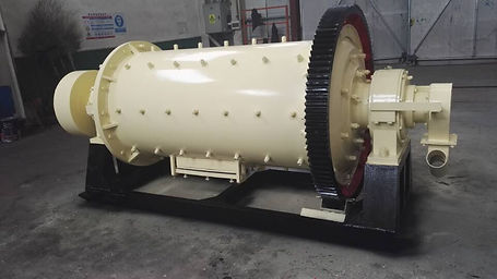 Ball mill for slag grinding