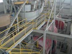 Cement air classifier
