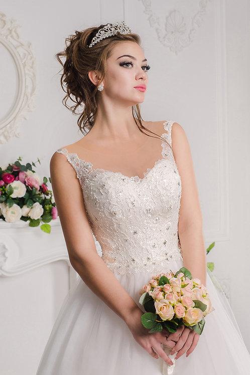 Cвадебное платье 342