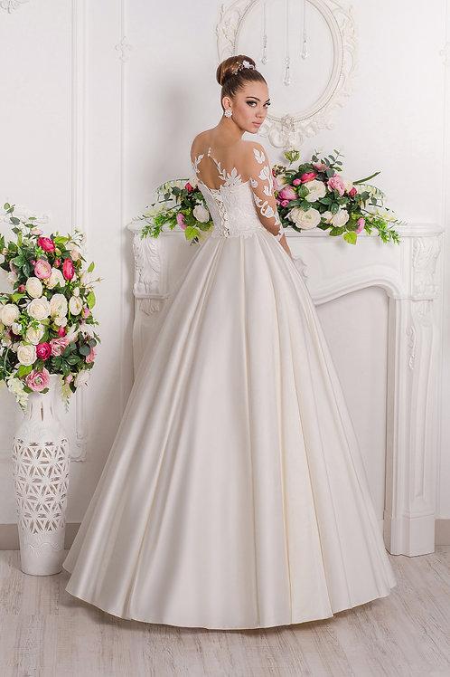 Cвадебное платье 0330