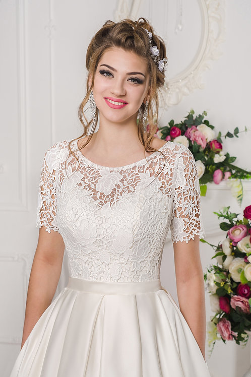 Cвадебное платье 0334