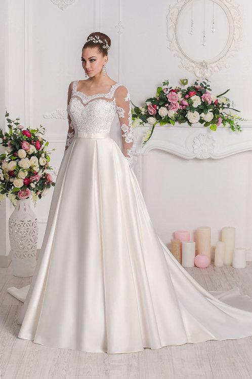 Свадебное платье 022