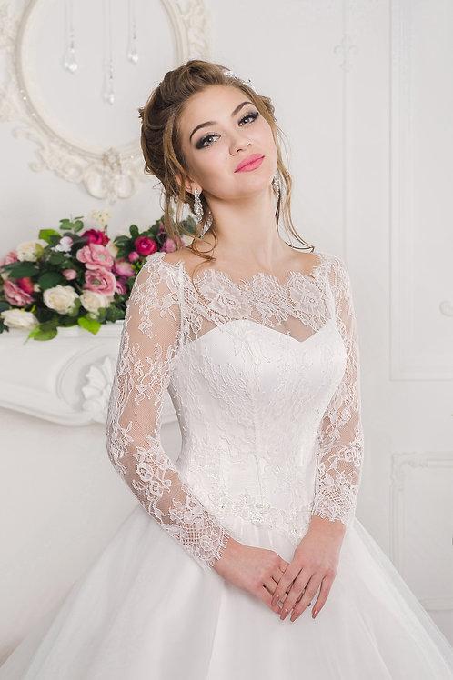 Cвадебное платье 343