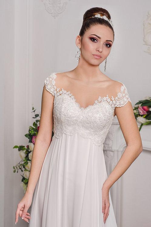 Cвадебное платье 025