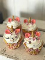 Pegaso Cupcakes