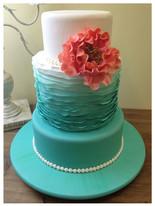 Ombré Cake (Degrades)