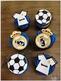 Futbol Cupcakes