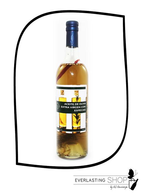 Aceite de Oliva con especias