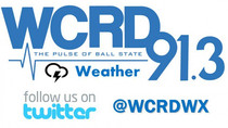 Rain showers this morning, Breezy conditions much of day – WCRD Morning Weather Update 3/24/16