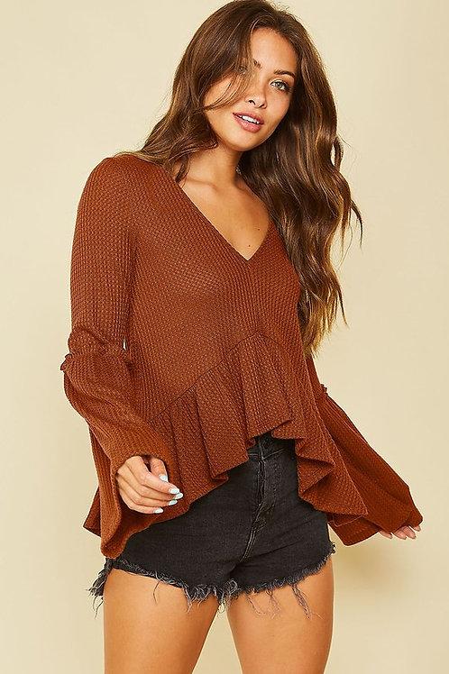 Presley Light Knit Sweater