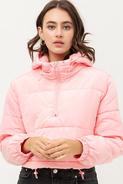 Trixie Cropped Puffer Jacket