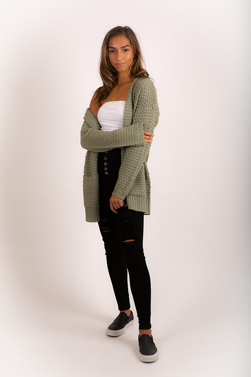 Olivia Knitted Cardigan