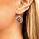 Thumbnail: Happy Daze Smile Pendant Earrings