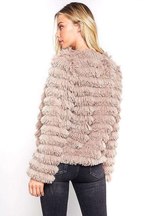 Halsey Shag Jacket